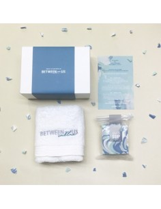 CNBLUE BETWEEN-US BATH SET