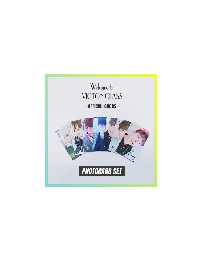 """VICTON 1st Fanmeeting """"Welcome to Victon Class"""" Goods : Photocard Set"""