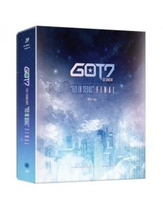 "GOT7 - 1st CONCERT ""FLY IN SEOUL"" FINAL DVD (2DISCS)  [BLU-RAY]"
