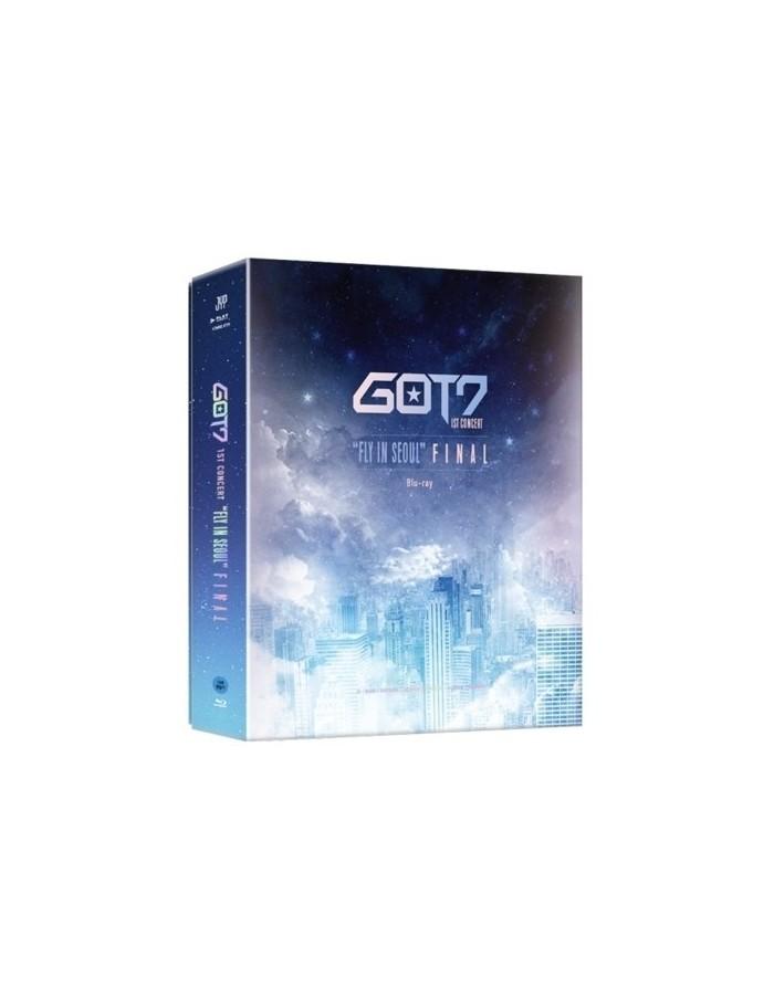 "GOT7 - 1st CONCERT ""FLY IN SEOUL"" FINAL DVD (2DISCS)  [BLU-RAY]"
