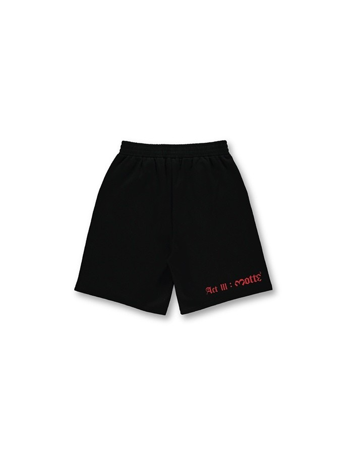 G-DRAGON MOTTE Concert Goods - SHORTS