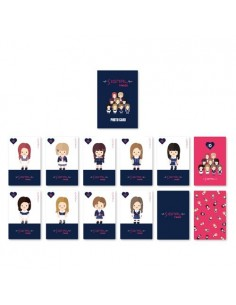 Character Photocard [Pre-Order] TWICE 1ST TOUR 'TWICELAND -The Opening ENCORE -' Goods