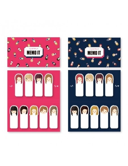 TWICE 1ST TOUR 'TWICELAND -The Opening ENCORE -' Goods : Character Memo-it [Pre-Order]