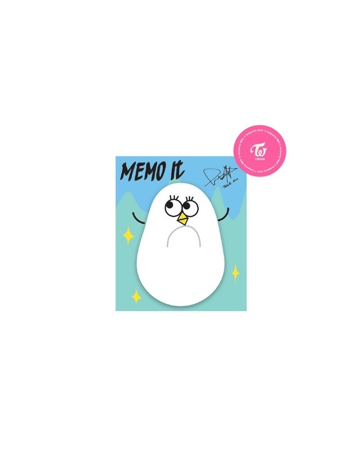 Memo-it - TWICE 1ST TOUR 'TWICELAND -The Opening ENCORE -' Goods :  [Pre-Order]