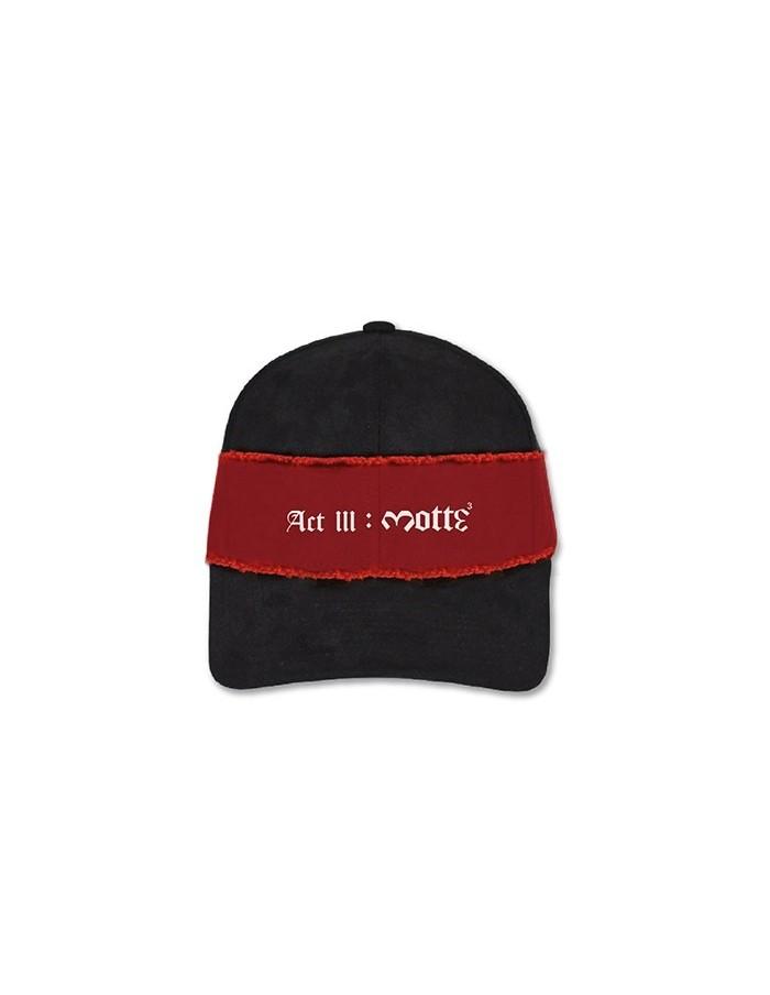 G-DRAGON MOTTE Concert Goods - BALLCAP TYPE1