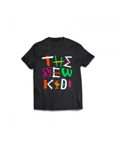 iKON NEWKIDS T-Shirts Type.1 BLACK