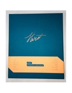 """KIM JAE JOONG - PHOTO BOOK """"HERO"""" [PRE-ORDER]"""