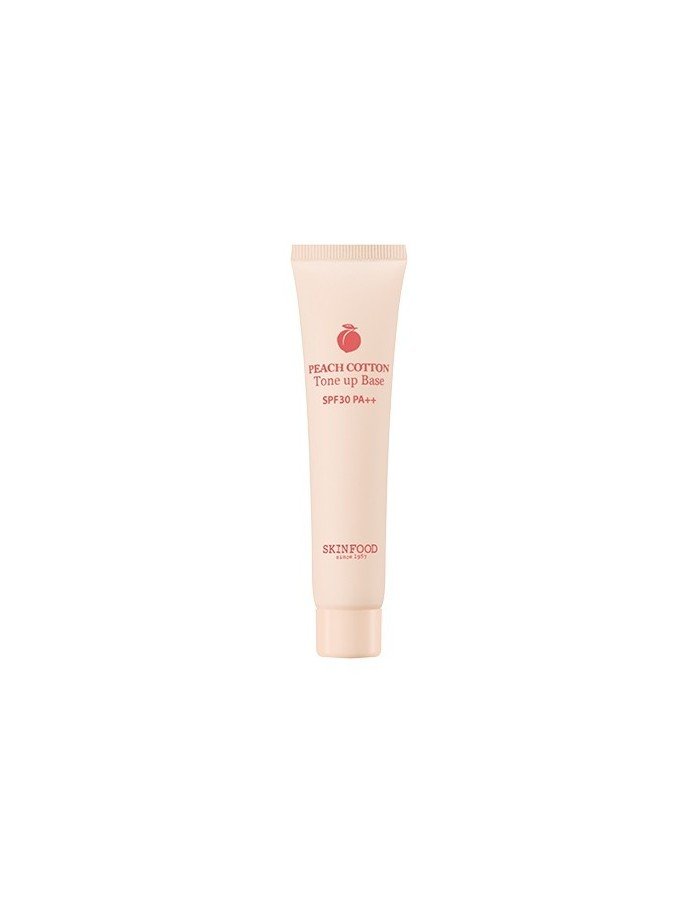 [Skin Food] Peach Cotton Tone up Base 40ml