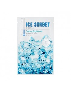 [MISSHA] Ice Sorbet Sheet Mask (2Kinds)