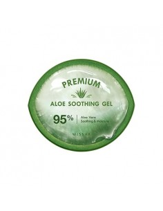 [MISSHA] Premium Aloe Soothing Gel 300ml