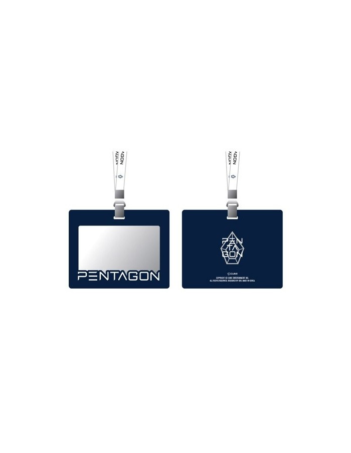 PENTAGON Tentastic Vol.2 - Ticket Case