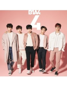 B1A4 Japan 4th Album - 4 CD