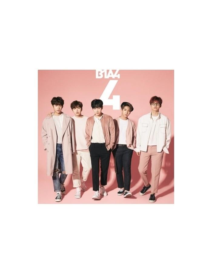 B1A4 Japan 4th Album - 4 CD