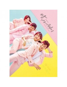 KBS DRAMA Fight for My Way O.S.T CD + Poster