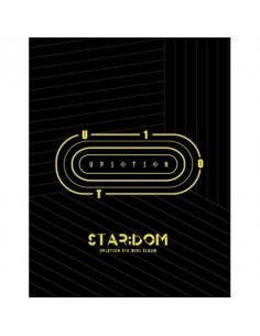 UP10TION 6th Mini Album - STARDOM CD + Poster