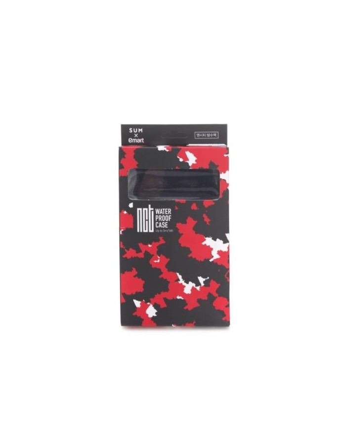 SM X Emart NCT - WATER PROOF CASE