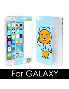 [ KAKAO FRIENDS ] KAKAO Smartphone Tempered Glass Film (For Galaxy)