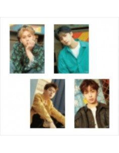 Monsta X - BEAUTIFUL IN SEOUL Goods : Poster SEt