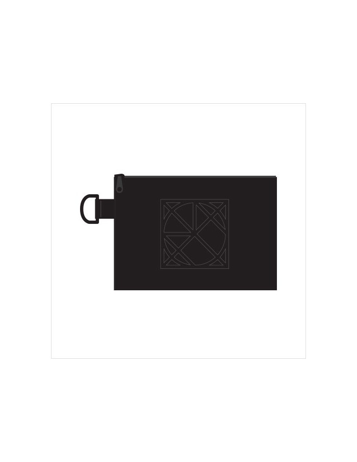 Monsta X - BEAUTIFUL IN SEOUL Goods : POUCH