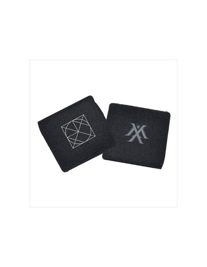 Monsta X - BEAUTIFUL IN SEOUL Goods : WRIST BAND (2EA)