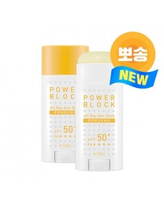 [A'PIEU] Power Block All Day PPOSONG Sunstick SPF50+ / PA+++