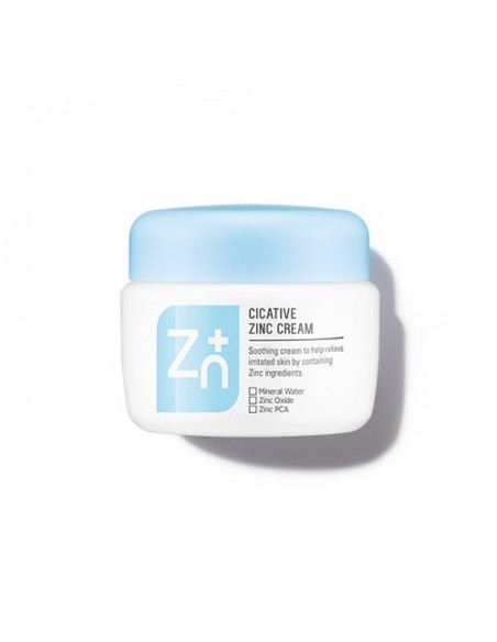 [A'PIEU] CICATIVE ZINC CREAM 55ml
