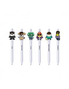 "2PM ""6nights"" Concert Goods - ZooPM Ball Point Pen (6Kinds)"