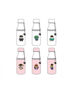 "2PM ""6nights"" Concert Goods - ZooPM Bottle (6Kinds)"