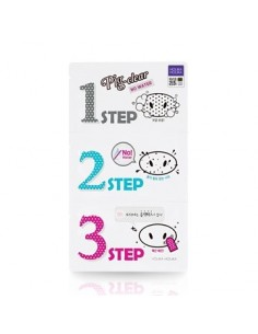 [Holika Holika] Pig-Clear Blackhead 3-Step Kit NO WATER