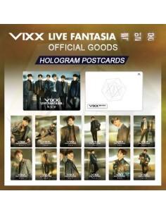 VIXX LIVE FANTASIA 백일몽(Daydream) - Hologram Postcard