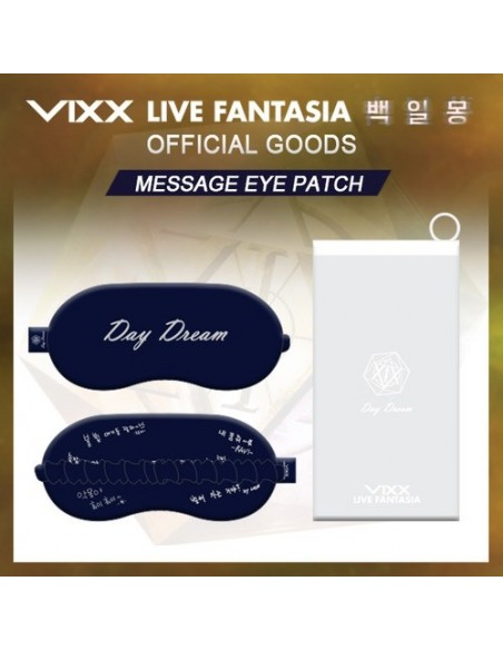 VIXX LIVE FANTASIA 백일몽(Daydream) - Message Eye Patch