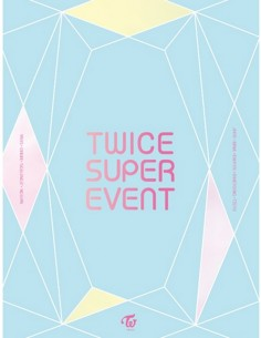 TWICE - TWICE SUPER EVENT DVD (1Disc) (LIMITED EDITION)