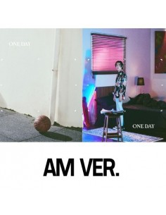 One Single Album - ONE DAY CD + POSTER [AM VER]