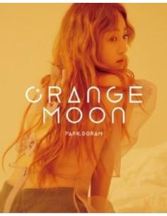PARK BORAM 2nd Mini Album - Orange Moon CD