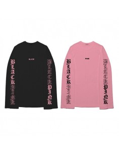 BLACKPINK LONG SLEEVE T-SHIRTS (2Colors)