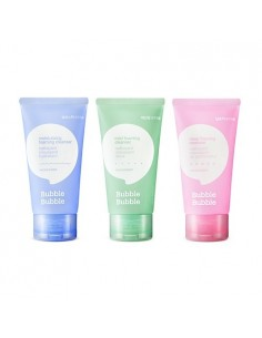 [Thefaceshop] Bubble Bubble Cleansing Foam 100ml (3Kinds)