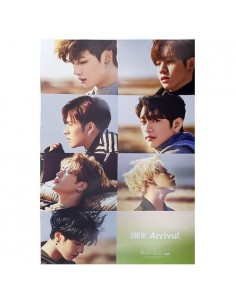 [Official Poster] GOT7 - FLIGHT LOG : ARRIVAL (EVER Ver) Poster