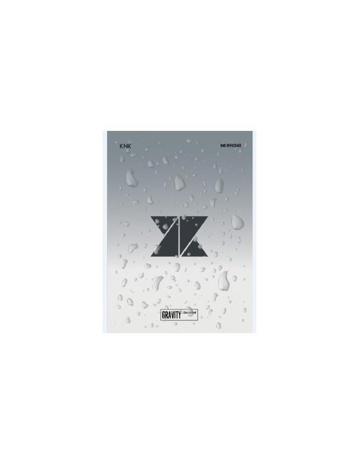 크나큰 KNK - GRAVITY, COMPLETED Repackage Album CD