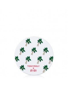 [TONYMOLY] The White Tea Mild Sun Cushion oioi Edition 15g