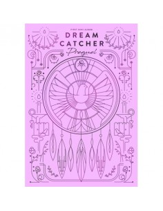 DREAMCATCHER 1st Mini album - PREQUEL (BEFORE) CD + Poster