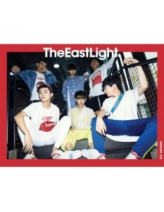 THE EASTLIGHT. 1st Mini Album - SIX SENSES CD
