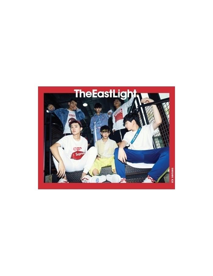 THE EASTLIGHT. 1st Mini Album - SIX SENSES CD
