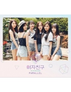 [GFRIEND] 5th Mini Album - PARALLEL (LOVE Ver.) CD + Poster
