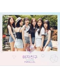 [GFRIEND] 5th Mini Album - PARALLEL (LOVE Ver.) CD + Poster