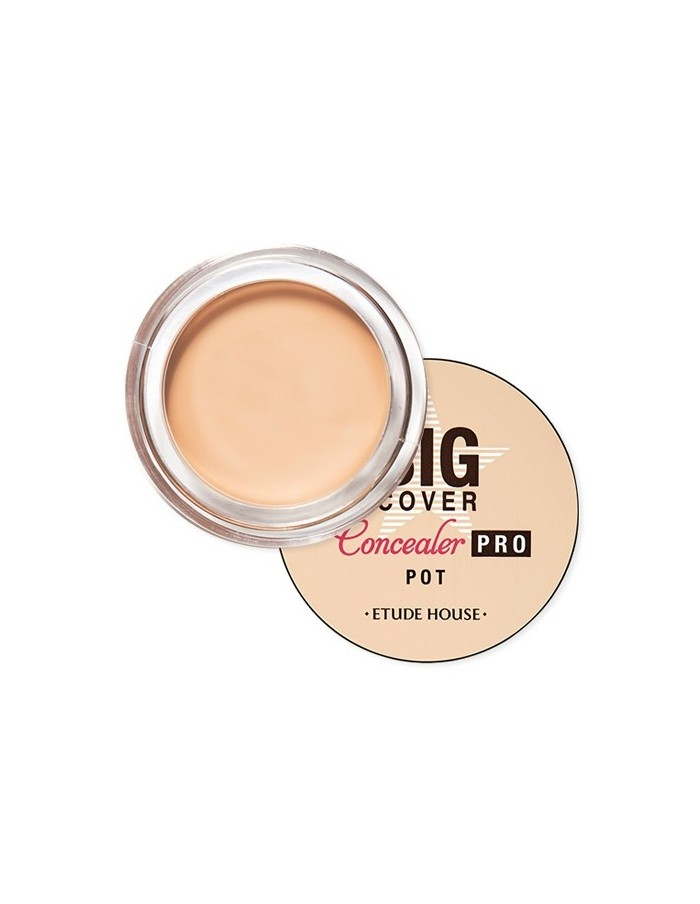 [ETUDE HOUSE] Big Cover Pot Concealer Pro 4g