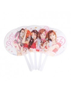 "Apink 6th Mini Album ""Pink Up"" - Transparent Fan"
