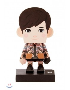 TVXQ PAPER TOY - WHY Version (2Kinds)
