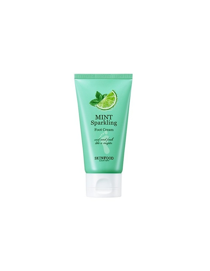 [Skin Food] Mint Sparkling Foot Cream 80ml