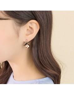 [AS294] Cape Earring