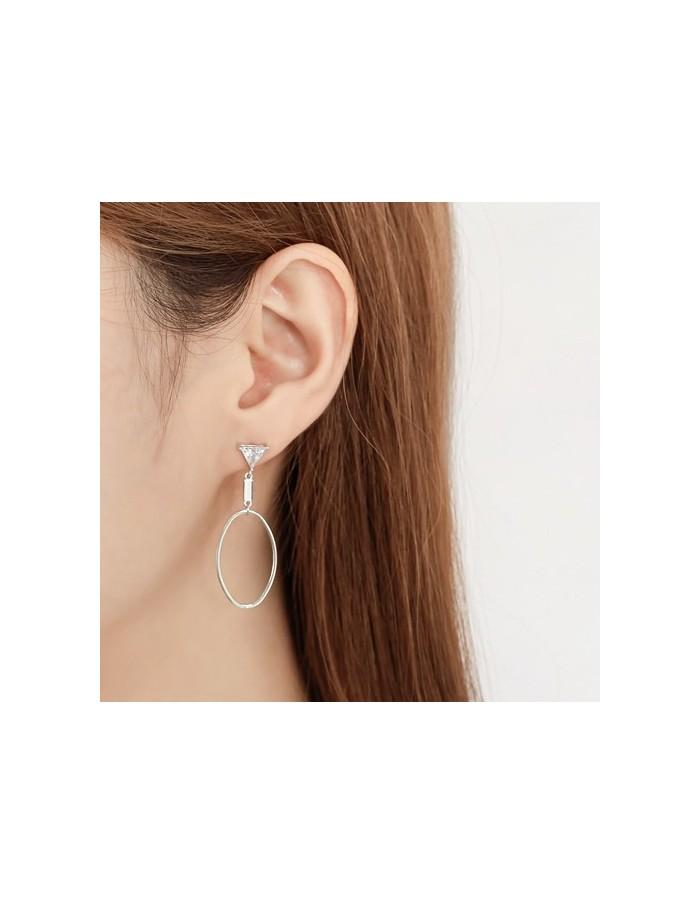 [AS302] Patina Earring